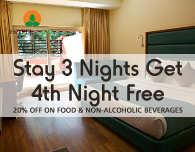 hotels stay 3 nights get 4th free
